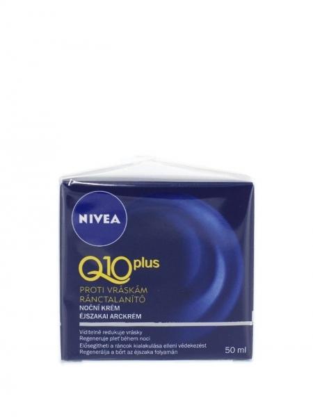 Nivea Crema de noapte, Antirid, 50 ml, Q10 Plus [0]