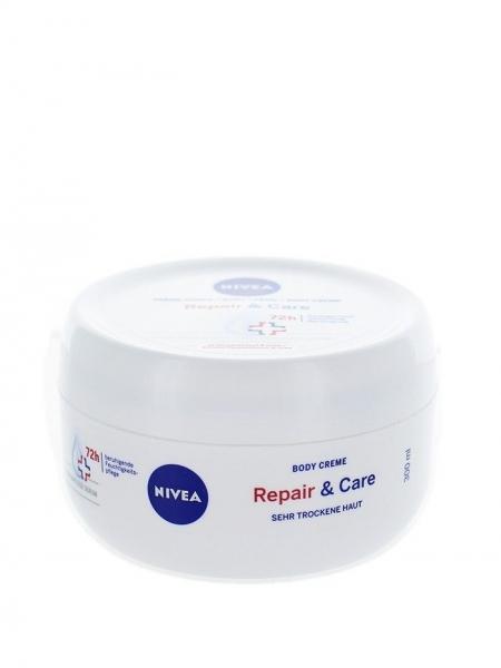 Nivea Crema de corp, 300 ml, Repair & Care [0]