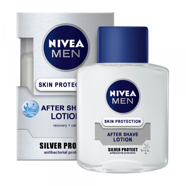 Nivea Lotiune after shave, 100 ml, Silver Protect [0]
