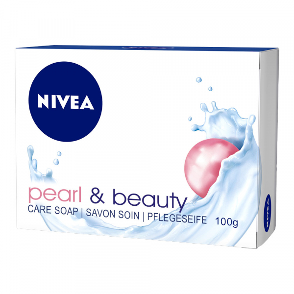 Nivea Sapun, 100 g, Pearl & Beauty [0]