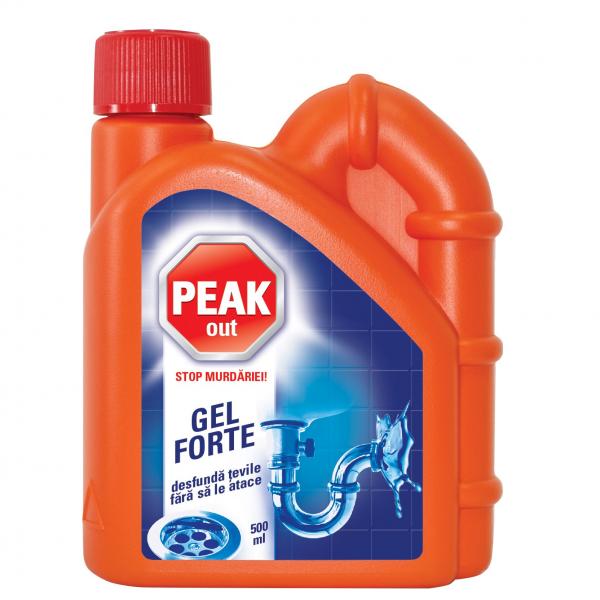 Peak Out Solutie desfundat tevi, 500 ml [0]