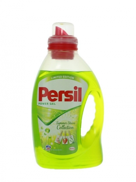 Persil Detergent lichid, 1.46 L, 20 spalari, Summer Stains Collection [0]