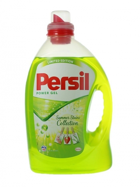 Persil Detergent lichid, 2.92 L, 40 spalari, Summer Stains Collection [0]