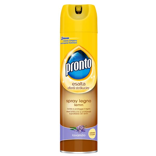 Pronto Spray pentru mobila, 300 ml, Lemn, Lavanda [0]