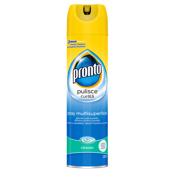 Pronto Spray pentru mobila, 300 ml, Multi suprafete, Classic [0]