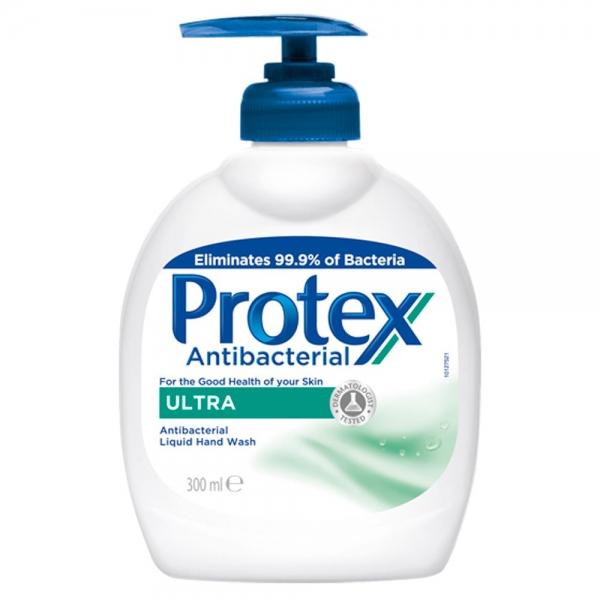 Protex Antibacterial Sapun lichid, 300 ml, Ultra [0]