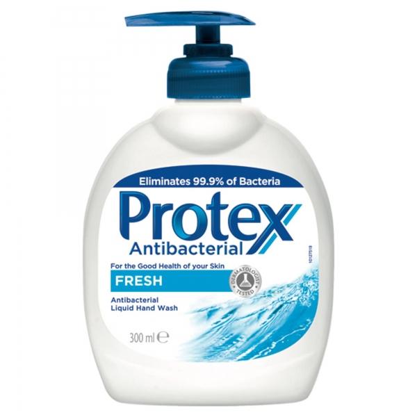 Protex Antibacterial Sapun lichid, 300 ml, Fresh [0]