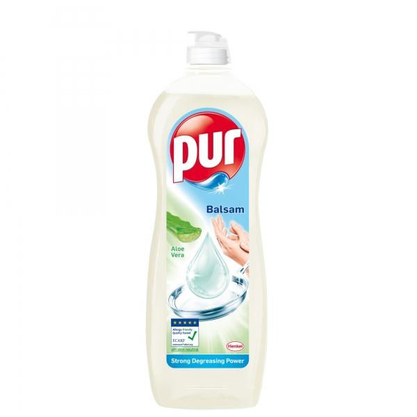 Pur Detergent pentru vase, 750 ml, Balsam Aloe Vera [0]