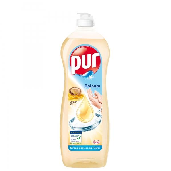 Pur Detergent pentru vase, 750 ml, Balsam Argan Oil [0]