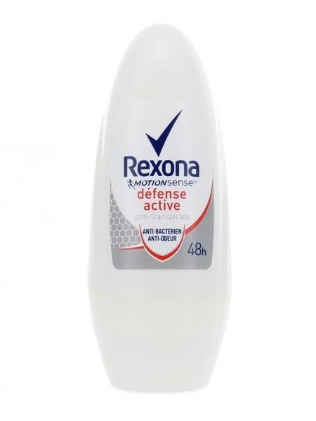 Rexona Deodorant Roll-on, Femei, 50 ml, Defense Active [0]