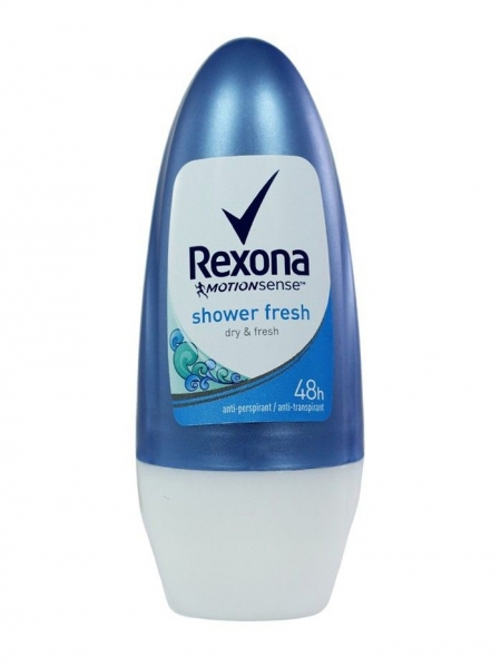 Rexona Deodorant Roll-on, Femei, 50 ml, Shower Fresh [0]