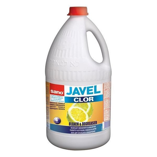 Sano Clor, 4 L, Javel Lemon [0]