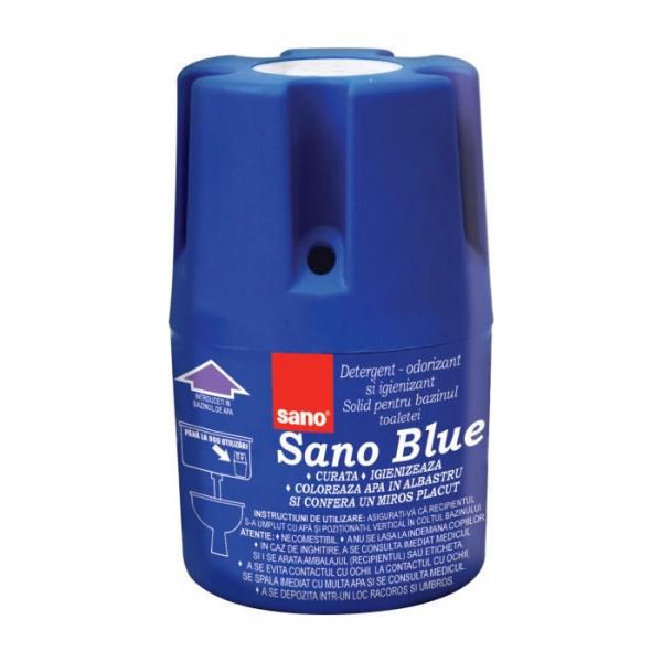 Sano Odorizant bazin WC, 150 g, Blue [0]