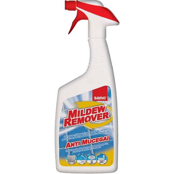 Sano Solutie antimucegai, cu pompa, 750 ml, Mildew Remover [0]