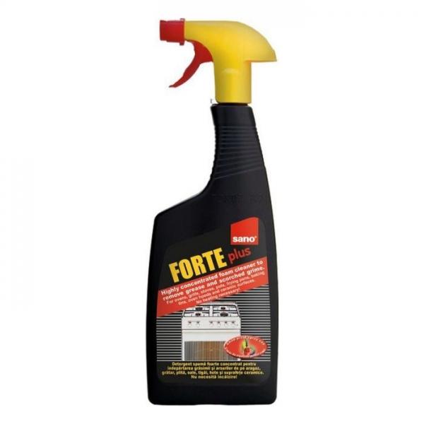Sano Solutie aragaz, cu pompa, 500 ml, Forte Plus [0]