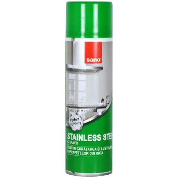 Sano Solutie pentru inox, Spray, 500 ml, Stainless Steel [0]