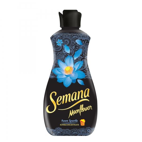 Semana Balsam de rufe, 1.9 L, 76 spalari, Moonflower Azure Sparkle [0]