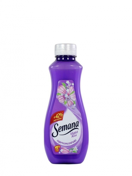 Semana Balsam de rufe, 250 ml, 10 spalari, Violet Kiss [0]