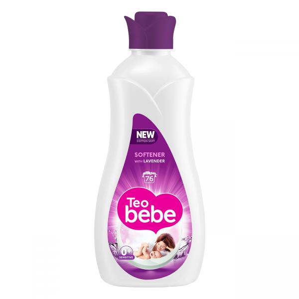 Teo Bebe Balsam de rufe, 1.9 L, 76 spalari, Lavender [0]