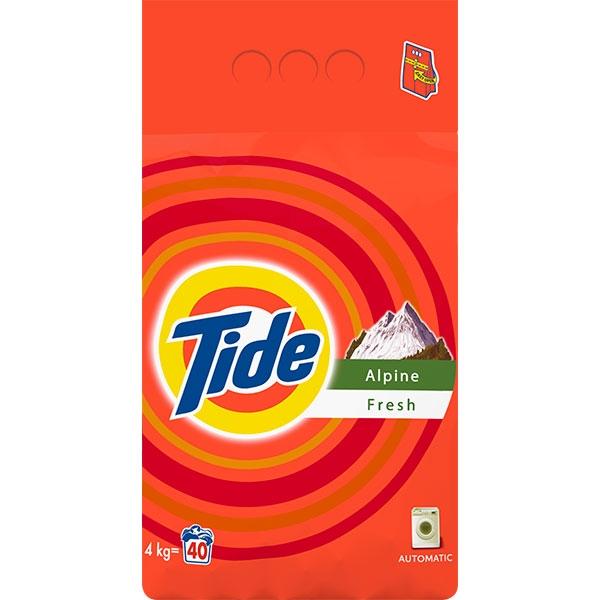 Tide Detergent automat, 4 kg, 40 spalari, Alpine Fresh [0]