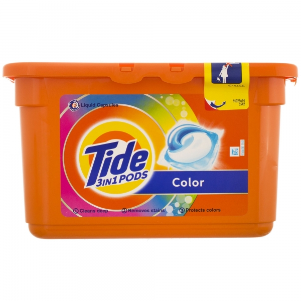 Tide Detergent capsule 3in1 PODS, 12 buc, Color [0]