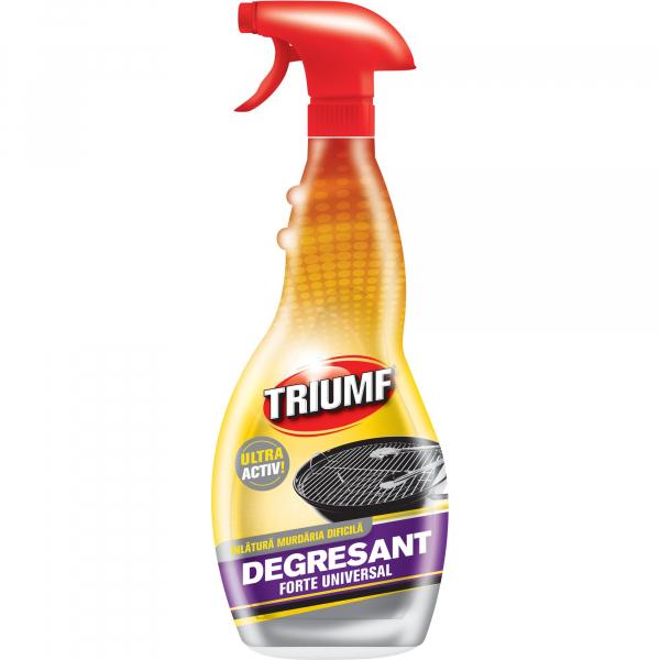 Triumf Degresant universal, cu pompa, 500 ml, Forte [0]