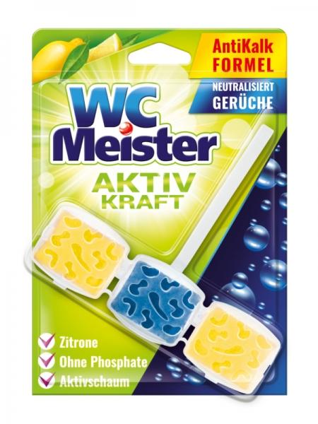 WC Meister Odorizant WC, 45 g, Lemon Scent [0]