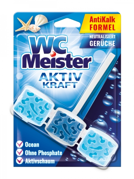 WC Meister Odorizant WC, 45 g, Ocean Scent [0]