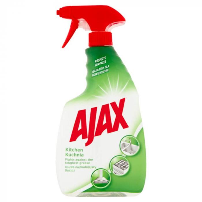 Ajax Solutie pentru bucatarie, 750 ml, cu pompa [0]