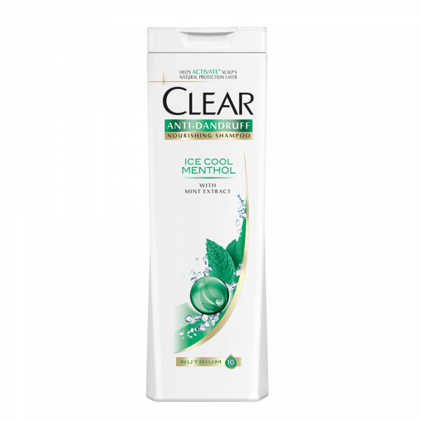 Clear Sampon, 400 ml, Ice Cool Menthol [0]