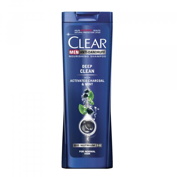Clear Sampon, Barbati, 250 ml, Deep Clean [0]