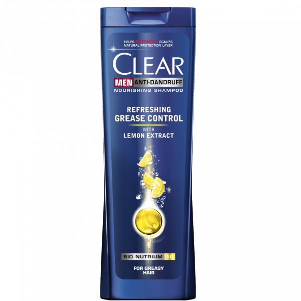 Clear Sampon, Barbati, 400 ml, Refreshing Grease Control [0]
