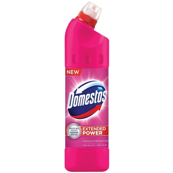 Domestos Dezinfectant WC, 750 ml, Pink Fresh [0]