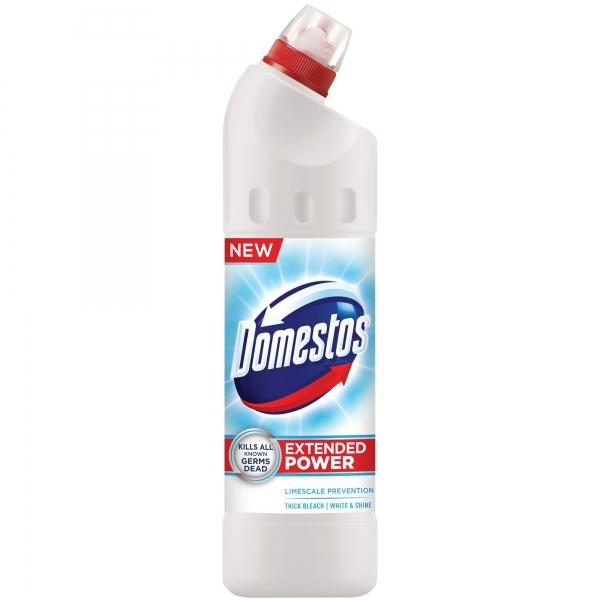 Domestos Dezinfectant WC, 750 ml, White and Shine [0]