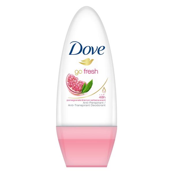 Dove Deodorant Roll-on, Femei, 50 ml, Pomegranate & Lemon Verbena [0]