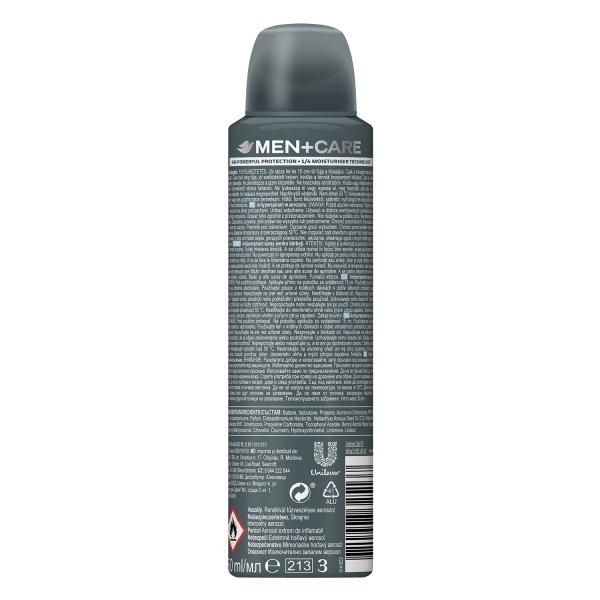 Dove Deodorant spray, Barbati, 150 ml, Men+Care Cool Fresh [1]