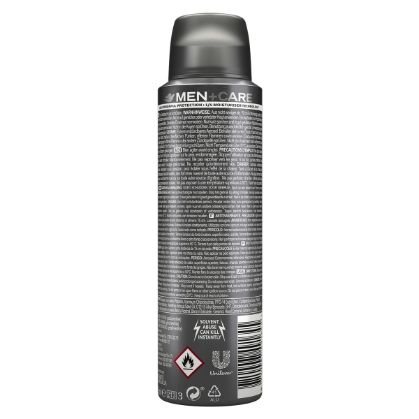 Dove Deodorant spray, Barbati, 150 ml, Men+Care Sport Active Fresh [1]