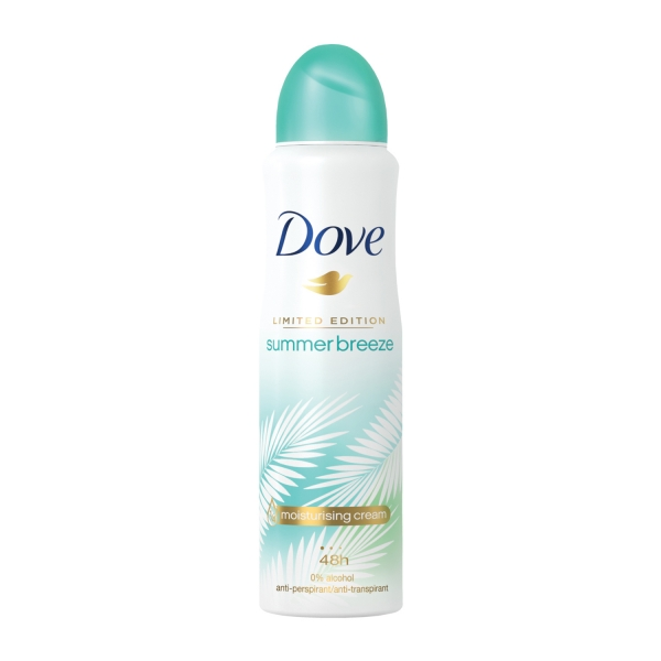 Dove Deodorant spray, Femei, 150 ml, Summer Breeze [0]