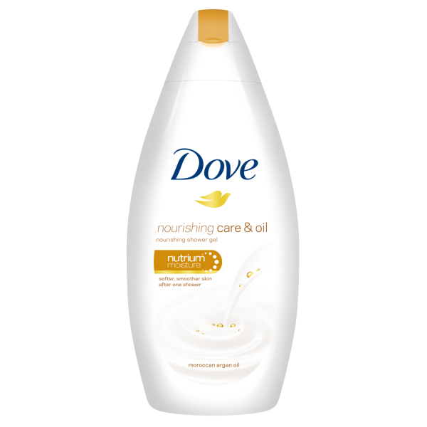 Dove Gel de dus, 250 ml, Nourishing Care Oil [0]