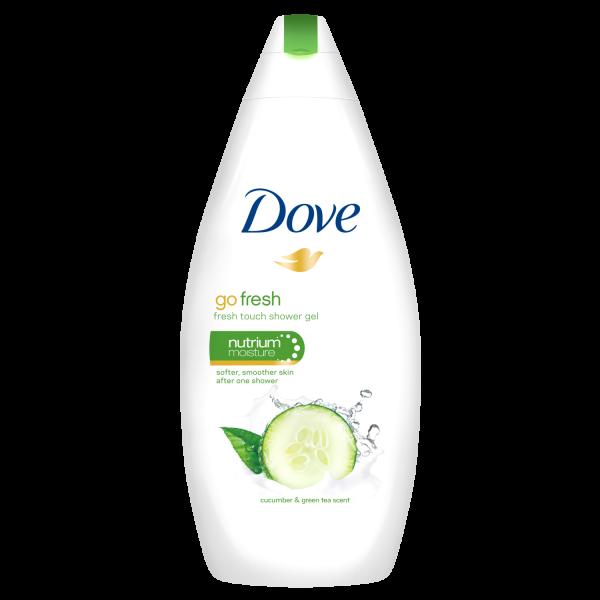 Dove Gel de dus, 500 ml, Go Fresh - Fresh Touch [0]