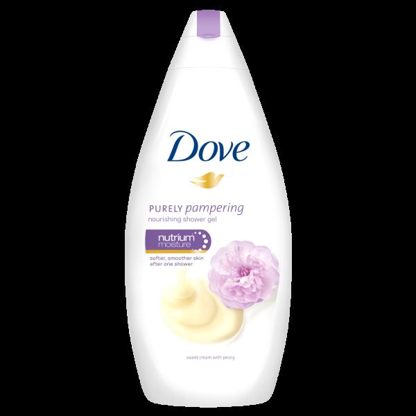 Dove Gel de dus, 500 ml, Purely Pampering Sweet Cream with Peony [0]