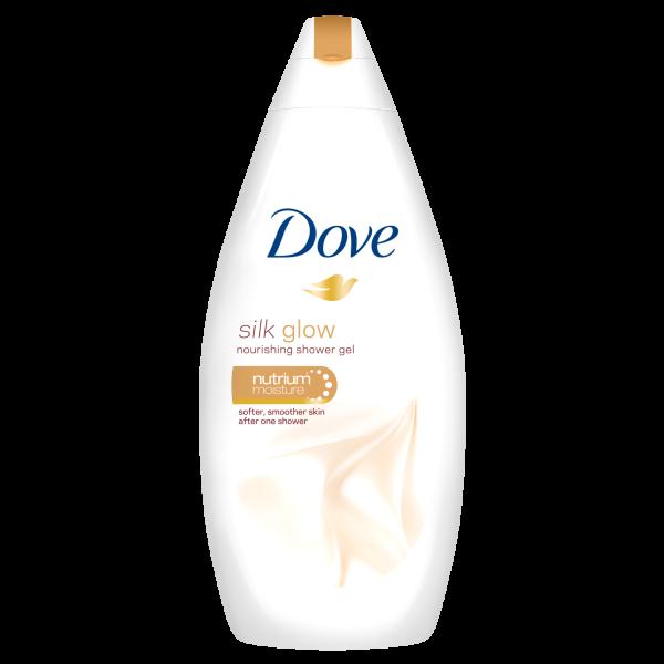 Dove Gel de dus, 500 ml, Silk Glow [0]