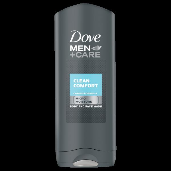 Dove Gel de dus, Barbati, 250 ml, Men Care Clean Comfort [0]