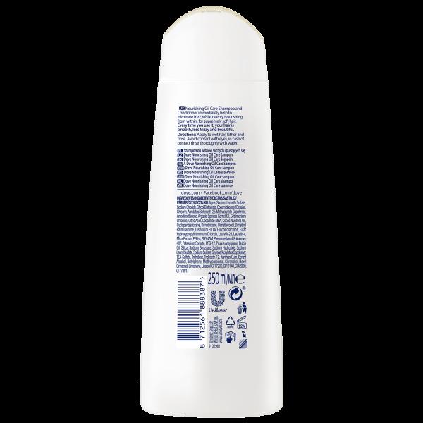 Dove Sampon, 250 ml, Nourishing Oil Care [1]