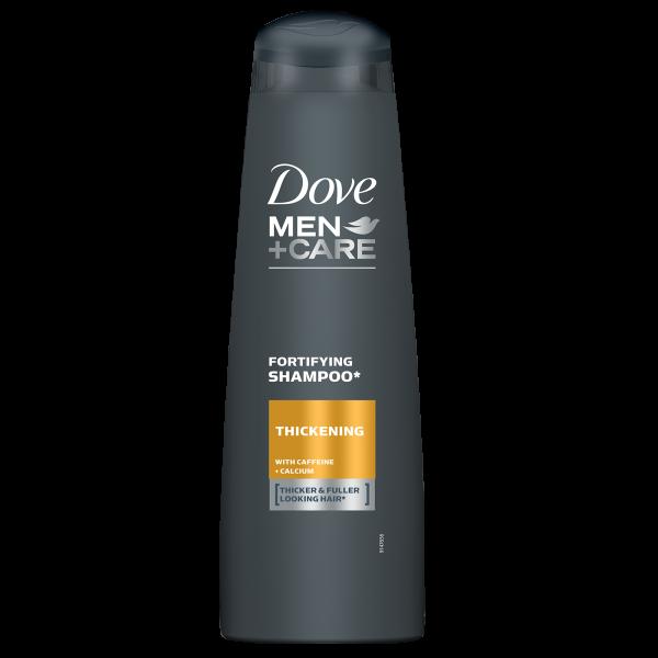Dove Sampon, Barbati, 400 ml, Men+Care, Thickening [0]