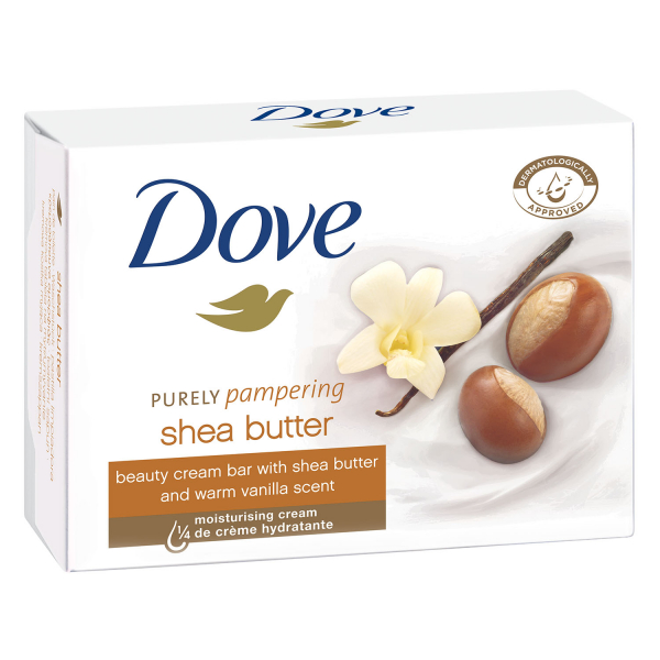 Dove Sapun crema, 100 g, Purely Pampering Shea Butter with Warm Vanilla [0]