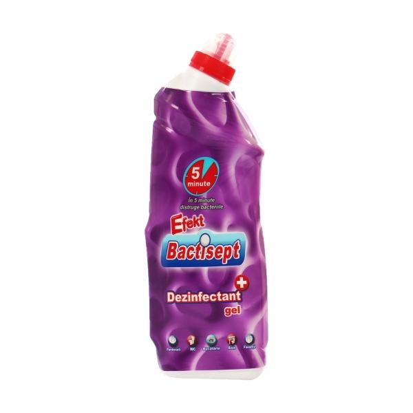 Efekt Dezinfectant gel, 750 ml, Bactisept Violet [0]