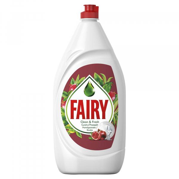 Fairy Detergent pentru vase, 1.2 L, Rodie [0]