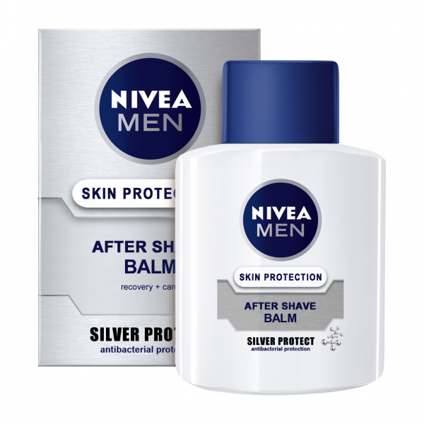 Nivea After Shave Balsam, 100 ml, Silver Protect [0]
