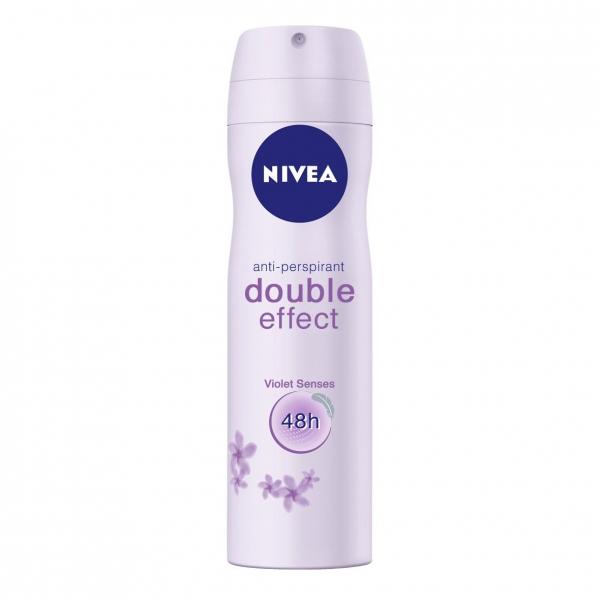 Nivea Deodorant spray, Femei, 150 ml, Double Effect [0]